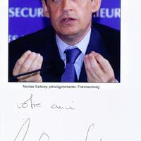Nicolas Sarkozy látogatásai Budapesten