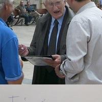 Jürgen Habermas Budapesten