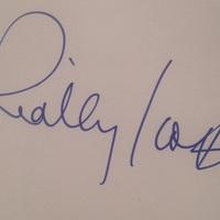 Ridley Scott Budapesten