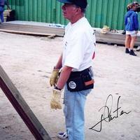 Jimmy Carter amerikai exelnök autogramja