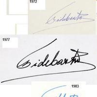 Fidel Castro autogramjai