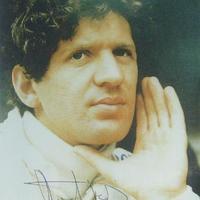 Jody Scheckter autogramja (Forma-1 világbajnokok sorozat)