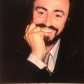 Luciano Pavarotti (1935-2007) dedikációja
