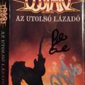 A Márhívó atyja - Paksi Endre autogramja