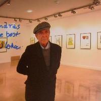 I'm Your Man! (Leonard Cohen dedikációja)
