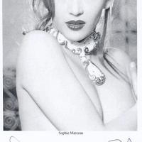 Sophie Marceau autogramja