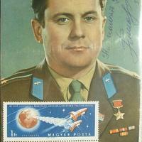 Emlékezés Pavel Popovics űrhajósra (1930-2009)