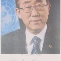Budapesten járt Ban Ki-mun ENSZ főtitkár