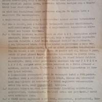 Levél Miska bácsi levelesládájából - Padisák Mihály (1930-2014) aláírása