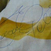 Pelé Magyarországon, újabb autogram formátum