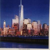 Daniel Libeskind építész dedikációja