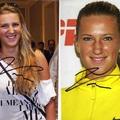 A Magyar Tenisz Napja 2015 - Viktorija Azarenka és Martina Hingis Budapesten