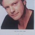 Colin Firth autogramja