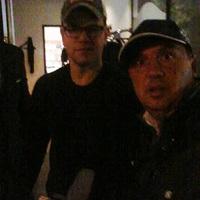 Matt Damon Budapesten