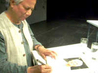 Muhammad Yunus Budapesten
