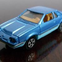 Pónimutáció - Ford EXP