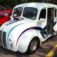 Amerikai ikon: a Divco tejeskocsi