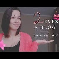 Blog Születésnap