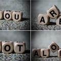 Nem vagy egyedül