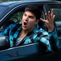 Stressz a volánnál