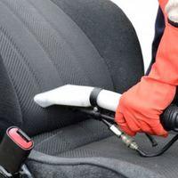 Autó ülés kárpit tisztítása