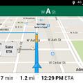 Google autós navigáció