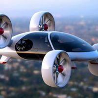 Repülő taxit fejleszt a NASA és az Uber