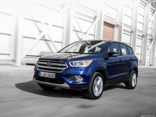 Ford Kuga -Innovatív műszaki megoldások, kifinomult kidolgozottság.