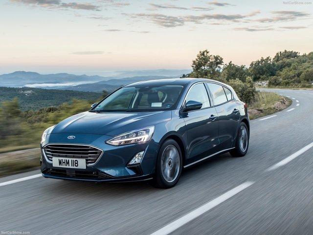 Ford Focus - Kapcsoljon nagyobb fokozatba!