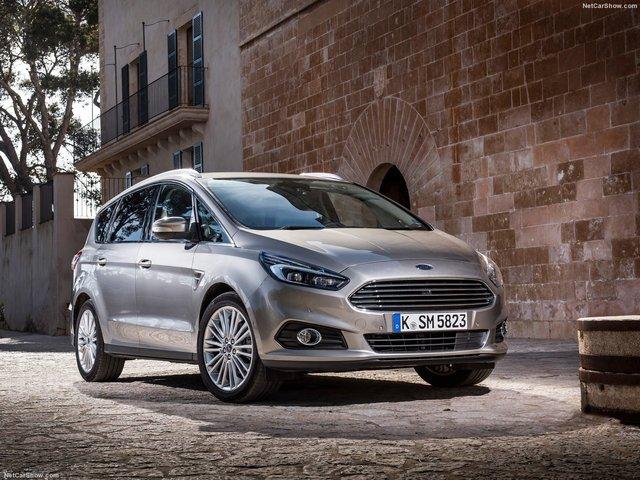 Ford S-max - A stílus, ami önmagáért beszél