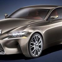 Játék! Rendszámot a Lexus LS CC-re!