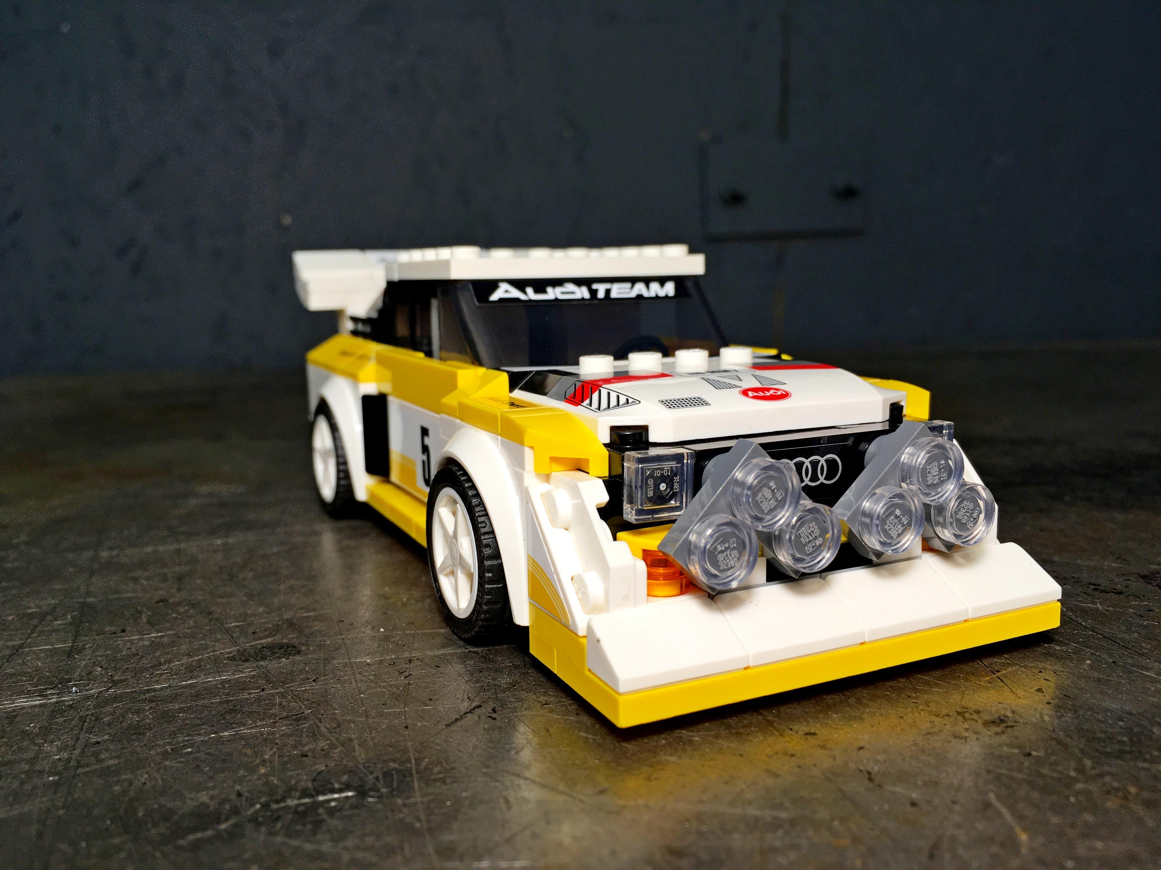 A legkirályabb Audit építettem meg