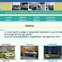 Tíz év virtuális tuning - A hvtm.hu története - Hőskor (4/10)