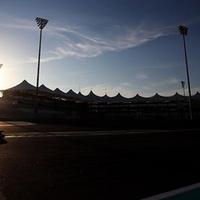 F1: Újoncteszt, Abu-Dhabi