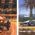 Formula 1 - olaj a vásznon