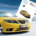 Yellow Saab(marine?)