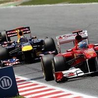 F1 Spanyol Nagydíj különdíjak