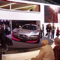 Genfi Autószalon képek 2. rész