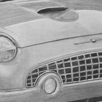 Autó, ceruza satöbbi