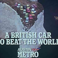 Metro - a british car to beat the world