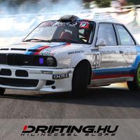 Rallycross és drift Máriapócson