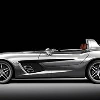 Búcsúzni szépen: SLR Stirling Moss
