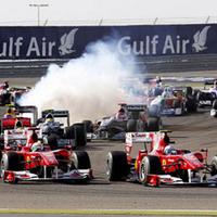 F1 Bahreini Nagydíj különdíjak