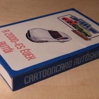 Kártyadobozt hoz a CarToonCard Mikulása