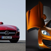 Két új Mercedes-McLaren utód