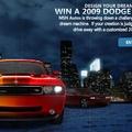 Nyerj egy Dodge Challengert!