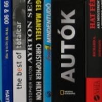Új rovat indul: autóskönyvesblog