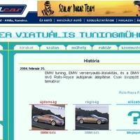 Tíz év virtuális tuning - A hvtm.hu története - Felfutás (3/10)