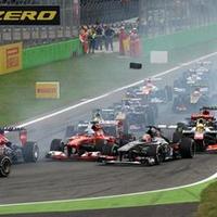 F1 Olasz Nagydíj különdíjak