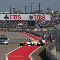 F1 Amerikai Nagydíj különdíjak